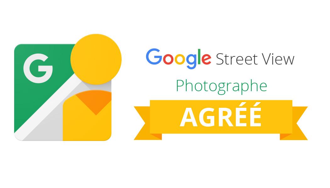 Photographe agréé Google Street View